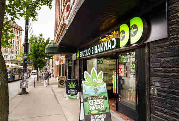 Where To Get Weed Vancouver