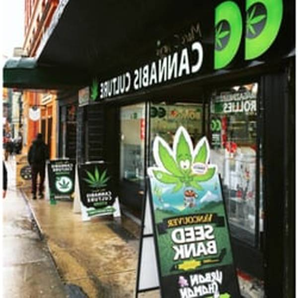 Buying Weed In Vancouver 2018