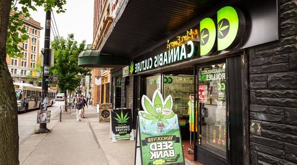 Medical Weed Chinatown Vancouver