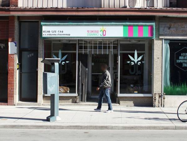 Weed March Toronto 2017 Location