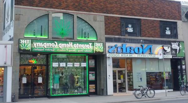 Weed Stores In Toronto That Are Legal